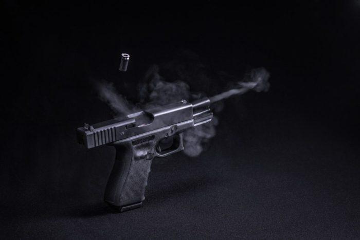 pistola de krav maga