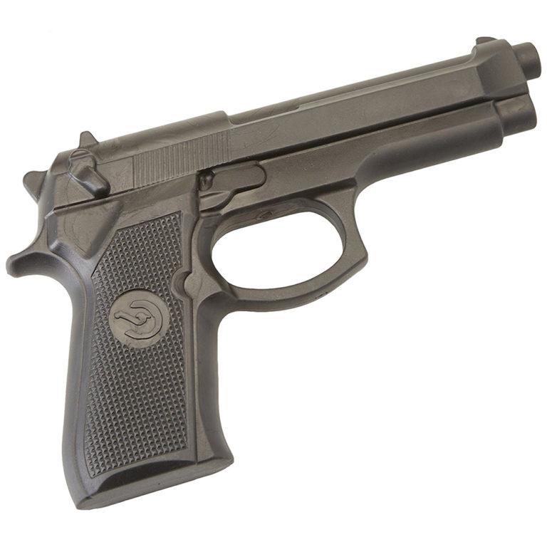 pistola entrenamiento
