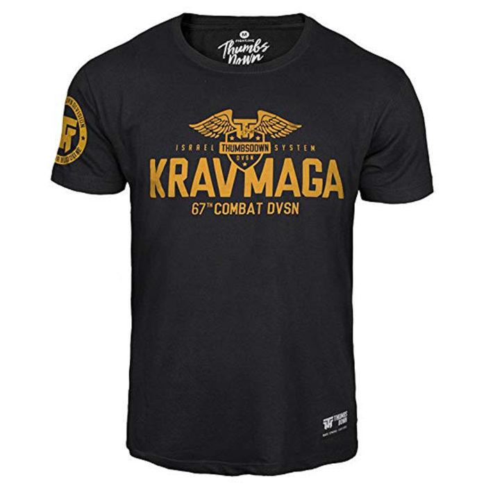 tienda camiseta krav maga